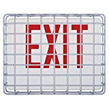 LED ENERGY PLUS Exit Sign Cage Protection Guard