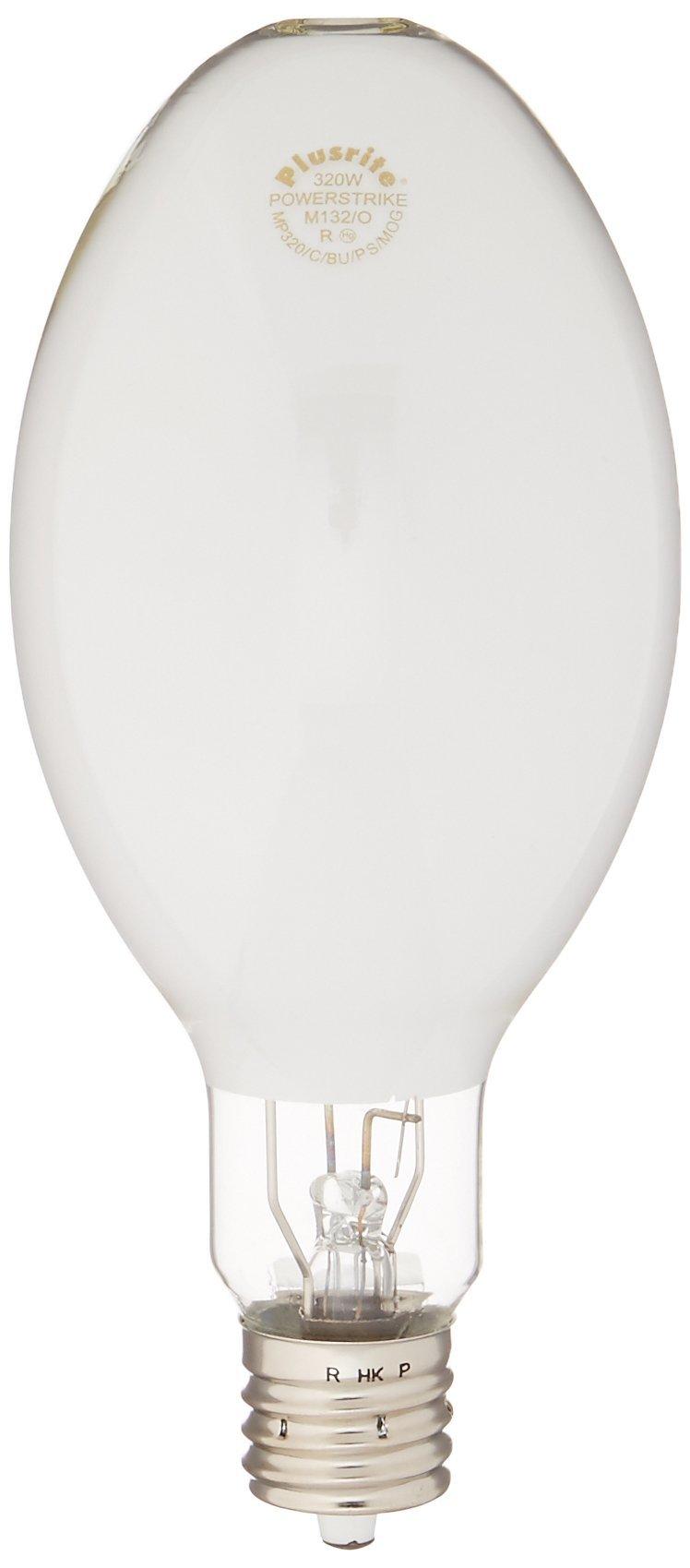 Plusrite 1616 MP320/ED37/C/PS/BU/4K 320W Metal Halide Light Bulb