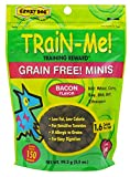 Crazy Dog Mini Training Bacon Reward Treats, 3.5 o...