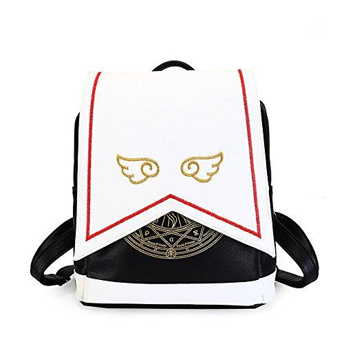 Women Magic Circle Cute Lolita Anime Cosplay Bag Fashion Backpack