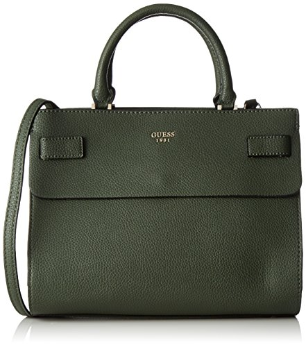 GUESS Hwvg6216060 - Bolsos de mano Mujer Verde (Forest)