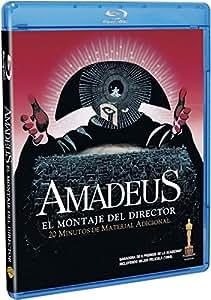 Amadeus: El Montaje Del Director [Blu-ray]