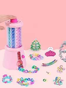 vogueyouth Juego de Pulsera de Bricolaje para niños