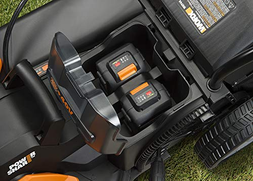 Worx Wg744 17 Quot 40v Battery Cordless Electric Lawn Mower