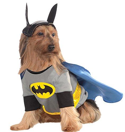 Cat Halloween Costumes Bat (Halloween Costumes Item - Cat & Dog Costume Batman Medium)