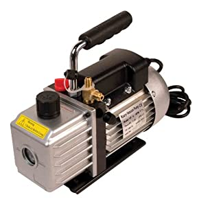 7. FJC 6912 Vacuum Pump 5.0 Cfm