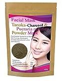 Charcoal Pueraria mirifica Face mask Thanaka Tanaka Powder Whitening facial mask herbal Powder