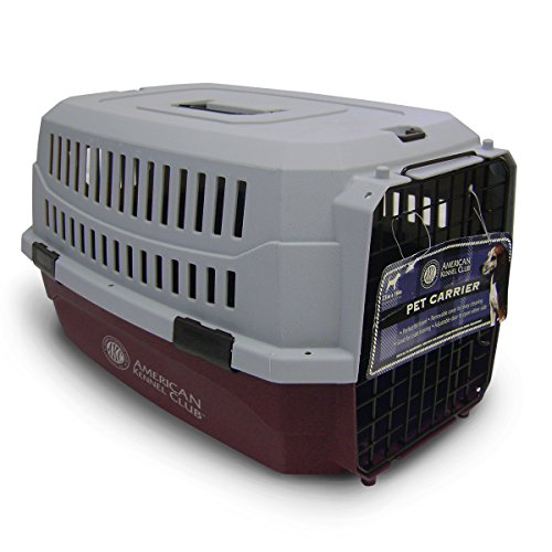 American Kennel Club Akc6008Mred Akc Kennel, Medium (Plastic Cage Travel)