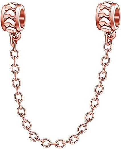 Muy elegante plata colgante-Charms-Rose-Sterling plata 925-nuevo