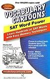 Vocabulary Cartoons, SAT Word Power, Sam Burchers and Sam Burchers, 0965242234
