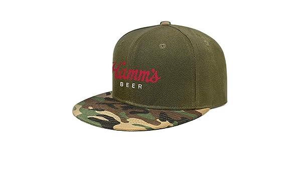 CAEEKER Mens Women Busch-Light-Latte-Beer Cap Printed Cowboy Hats Hiking Caps Denim