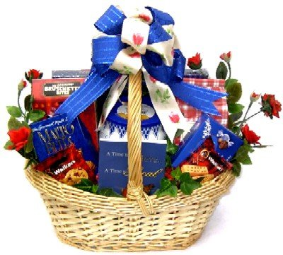 Sorry for Your Loss | Gourmet Sympathy Gift Basket to Send Condolences