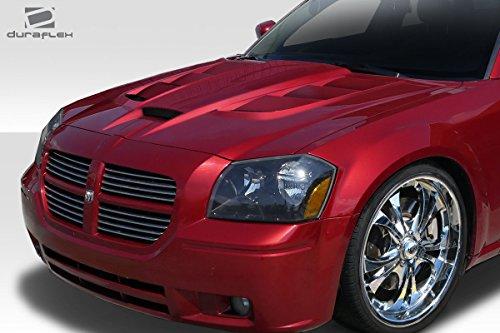 2005-2007 Dodge Magnum Duraflex Viper Look Hood - 1 Piece