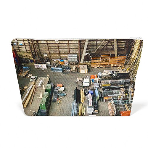 Westlake Art - Industrial Urban - Pen Pencil Marker Accessory Case - Picture Photography Office School Pouch Holder Storage Organizer - 13x9 inch (F96BF)