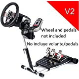 Racing Steering Wheel Stand for Logitech G27/G25, G29 and G920 Wheels, Deluxe, Original Wheel Stand Pro Stand. Wheel and Pedals Not included.