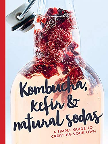 Kombucha, Kefir & Natural Sodas: A Simple Guide to Creating Your Own by Nina Lausecker, Sebastian Landaeus