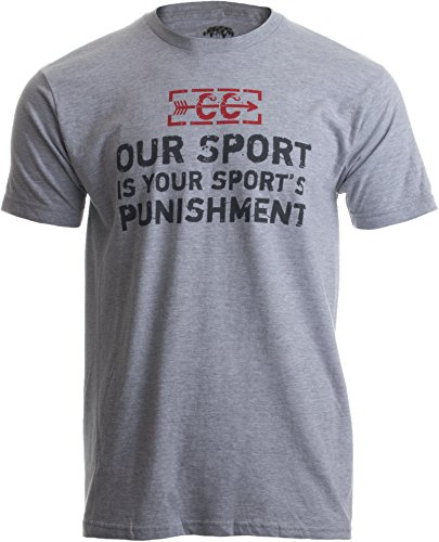 Cross Country Sports Punishment T shirt product image