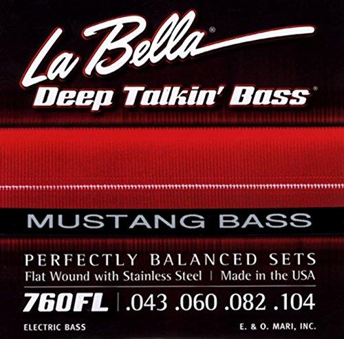 La Bella Deep Talkin Bass - 5