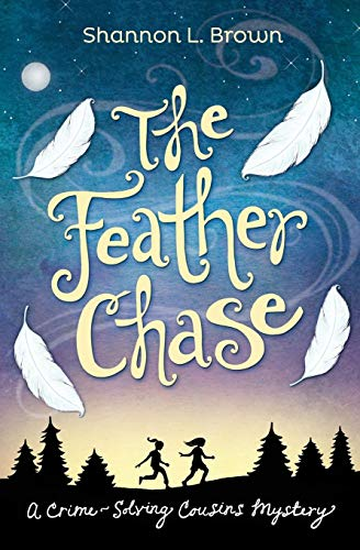 The Feather Chase: (The Crime-So...