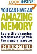 #6: You Can Have an Amazing Memory: Learn Life-Changing Techniques and Tips from the Memory Maestro