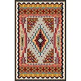 Fine Art Tapestries ''Southwest Salmon'' Wall Tapestry, Small