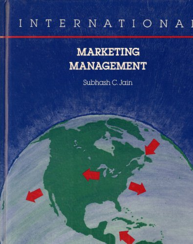 international marketing management Why choose bu's master of science in global marketing management in 2018, metropolitan college's online master's degrees in management were ranked #9 among the best online graduate business programs (excluding mba) by us news & world report boston university is an accredited member of aacsb international―the.