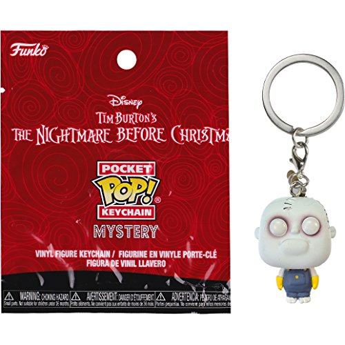Behemoth: The Nightmare Before Christmas x Funko Mystery Pocket POP! Mini-Figural Keychain [24316]