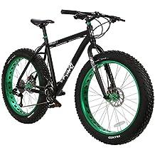 """Framed Minnesota 2.0 Fat Bike Black/Green Sz 16"""""""