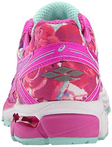 Asics Vrouwen Gt-1000 4 Roze Lint Hardloopschoen Roze Glow / Roze / Roze Lint