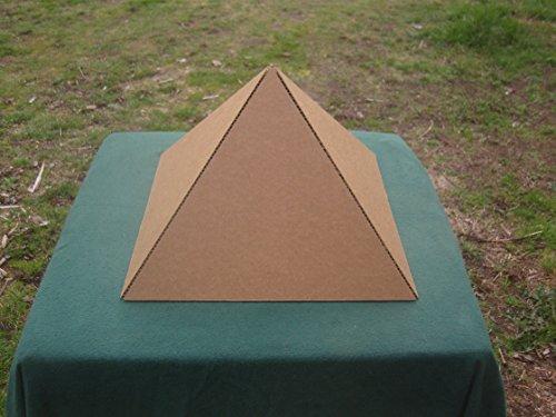 (The Giza Fold-up Cardboard Pyramid)
