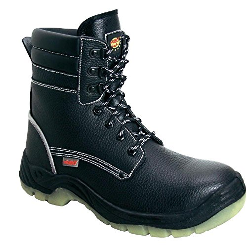 Giasco Worky Safety Line 2432 Winter-Schnürstiefel BRIXEN, Grösse: 47
