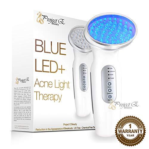 Blue Led Acne Light in US - 4