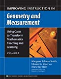 img - for Using Cases to Transform Mathematics Teaching And Learning: Improving Instruction in Geometry And Measurement (Ways of Knowing in Science and Mathematics (Paper)) by Margaret Schwan Smith (2005-02-21) book / textbook / text book