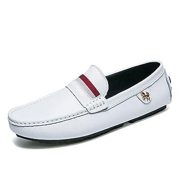 CAI Mocasines para Hombres Zapatos de Primavera/otoño para Barcos Zapatos para Hombre/de