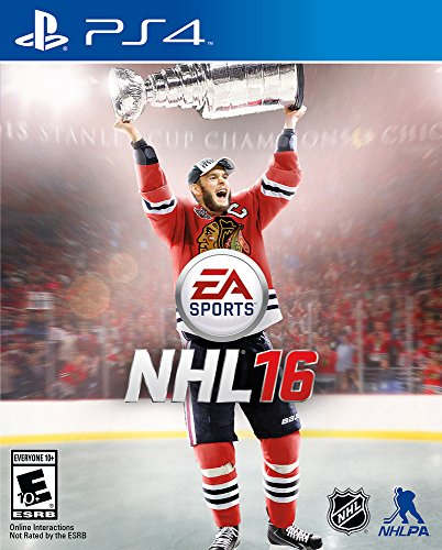 Outlet Hockey Skate - NHL 16 - PlayStation 4