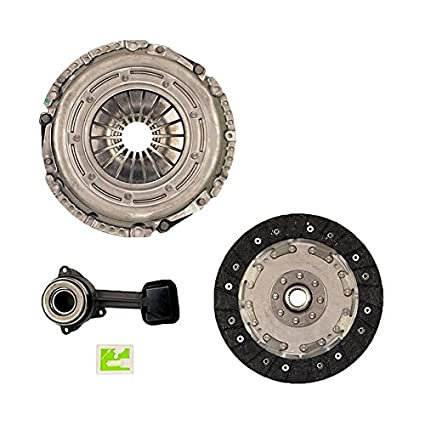 Amazon.com: NEW OEM VALEO CLUTCH KIT FITS FORD FOCUS ZX4 ST 2.3L 2005-06 7S4Z7550A 52302003: Automotive