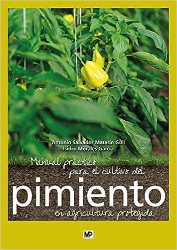 Manual práctico para el cultivo del pimiento en agricultura protegida: Amazon.es: ANTONIO SALVADOR MATARÍN GUIL, ISIDRO MORALES GARCÍA: Libros