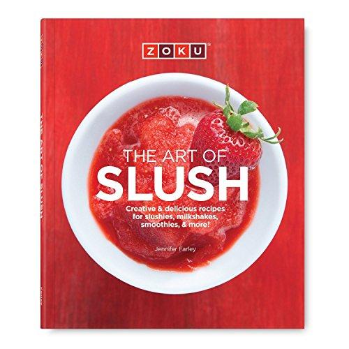 zoku slush recipe book - 1
