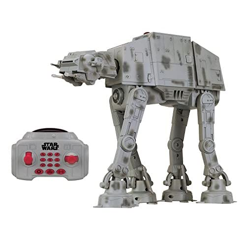 Elbenwald Star Wars RC véhicule avec sonore et lumineux U-Command AT-AT 25cm