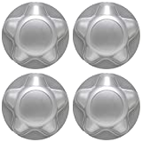 16 truck hub cap set - Center Caps for Select Ford Lincoln Trucks Van SUV Silver (Set of 4) 16 and 17 inch Wheel Cover