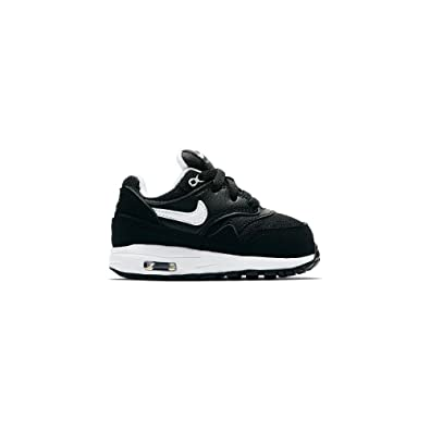 Nike Air Max 1 (Td)  Chaussures Pour Nouveau Né Bébé Garçon  Noir