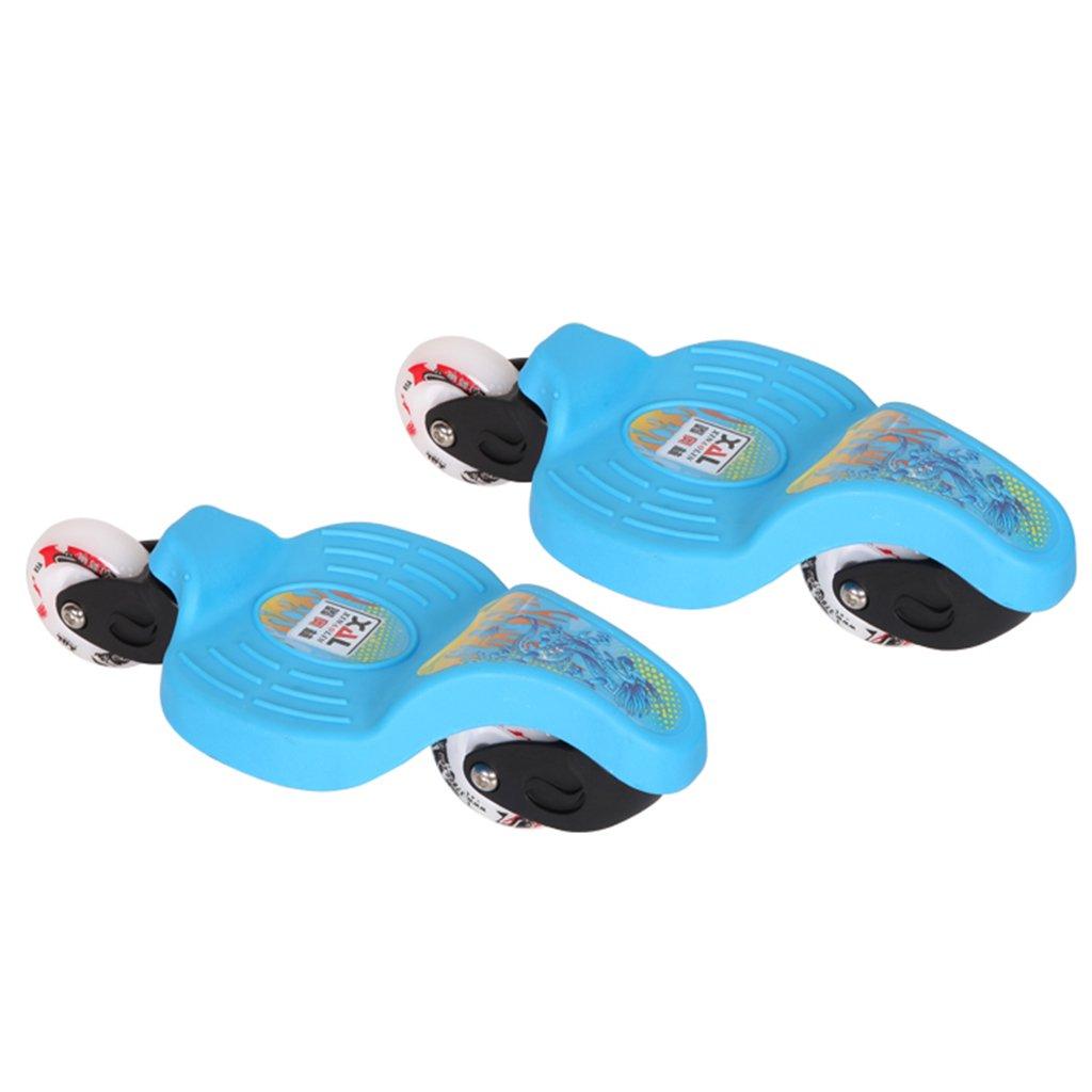 新版 ドリフトボードフリーラインスケートフラッシュ大人の子供四輪スプリットスケートボード輸送道路リップル Blue B07FM53Y16 B07FM53Y16 Blue, 柔らかい:92fced8d --- a0267596.xsph.ru