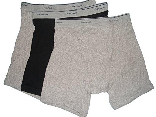 fruit of the loom 2x boxer briefs - 3