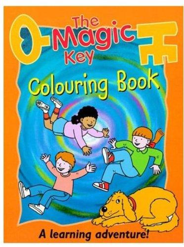 Magic Key Colouring Book: Amazon.co.uk: Alex Brychta, Roderick ...