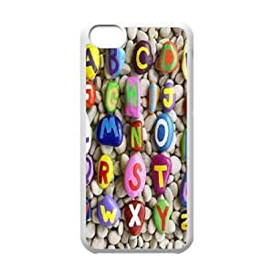 MEIMEI Colorful Stone Custom Art Print Design Hard Shell Protection WYF019487 Phone Back Case for ipod touch 5LINMM58281