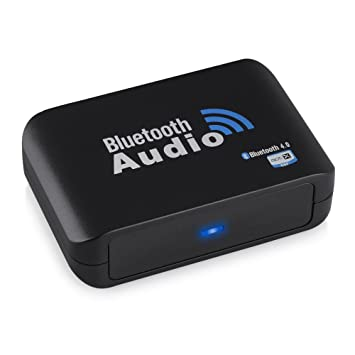 ESYNiC Bluetooth 4.0 APt-X CSR Music Receiver Wireless Audio Adapter Dongle Music Streaming -