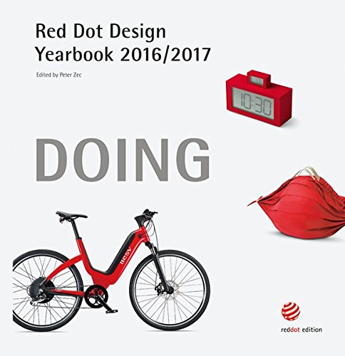 Doing 2016/2017: Red Dot Design Yearbook 2016/2017