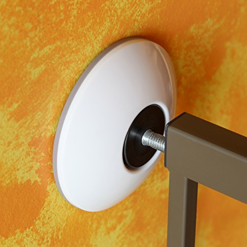 Safety Baby Wall Saver For Baby Pressure Gates - Protects Your Stairs, Doors