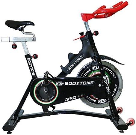 Bodytone Giro - Bicicleta de Ciclo Indoor: Amazon.es: Deportes y ...