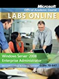 Windows Server 2008 Enterprise Administrator : Exam 70-647, Microsoft Official Academic Course Staff, 1118157575
